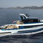 Blue Angel – прототип яхты на водороде от Diana Yacht Design